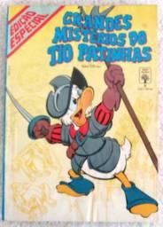 Grandes Mistérios do Tio Patinhas - Ed. Especial