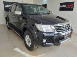 Hilux 2.7 Flex 4x2 CD SR (Aut) 2014/2014