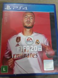 Fifa 20 e Watch Dogs 2 PS4