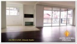 Luxo na Borges de Medeiros, apartamento 3 suítes e alto padrão construtivo. Gramado