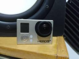 Camera Filmadora Digital Gopro Hero3 + Black Edition confira