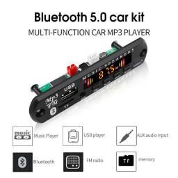 Decodificadora de áudio bluetooth,