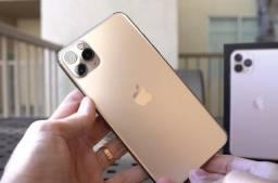 IPhone 11 Pro dourado