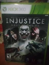 jogo para Xbox 360 injustice gods among us