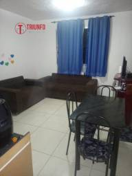 Apartamento a venda com 2 quartos no bairro Chácara Santa Inês-Santa Luzia-1290