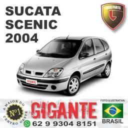 Sucata renault scenic 2004