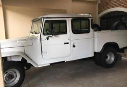 Toyota Bandeirante Picape - Pick-Up