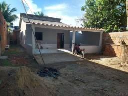 Vendo uma casa rescem construída no loteamento Santa Helena