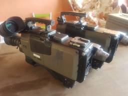 Vendo ou troco 2 Câmera Ikegami HK-388PW