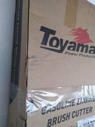 Roçadeira Profissional Toyama A Gasolina 52cc Tbc52x