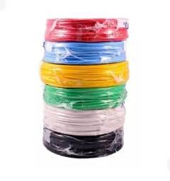 $cabos elétrico 1,5m 2,5m até 16m