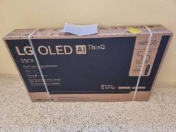 Smart TV LG OLED 55 CX Nova, NF, Parcelo