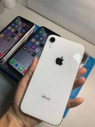 iPhone XR 128gb usado com todos acessórios