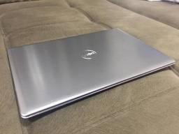 Ultrabook Dell i5 Vostro com Placa de Vídeo Dedicada de 2Gb, 8Gb de Ram e Hd SSD de 120Gb