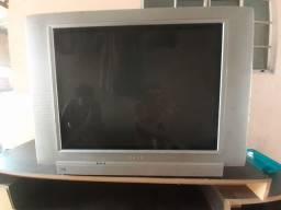 Televisão tubo