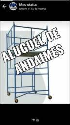 Aluguel de Andaimes e Betoneiras