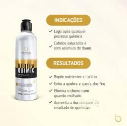 Neutra Quimic 500ml Borabella Evita Quebra e Queda Dos Fios