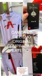 CAMISA CICLISMO ORIGINAL COMPRADA NO EXTERIOR