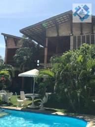 Casa com 4 dormitórios à venda por R$ 550.000,00 - Icaraí - Caucaia/CE