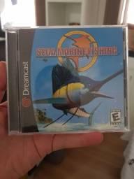 Título do anúncio: Dreamcast sega marine novo