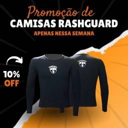 Camisa de Compressão - Rashguard