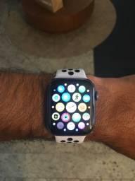 Apple Watch Serie 4 44mm com pulseira NIKE extra zero!