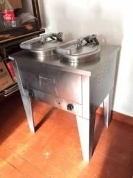 Fritadeira de pressão - Frango