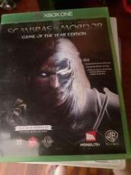 Sombras de moedor Xbox one