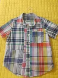 Camisa Infantil GAP original
