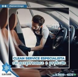 Clean Service Limpeza e Higienização de Bancos Automotivo