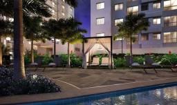 Apartamento à venda, 2 quartos, 1 suíte, 2 vagas, Jaraguá - Belo Horizonte/MG