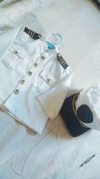 Roupa marinheiro luxo