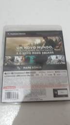 Call of duty: ghosts - jogo ps3