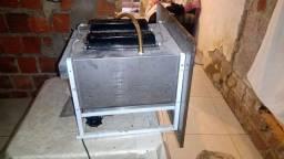 Vendo um forno todo inox