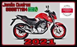Motocilcleta Honda CB 250