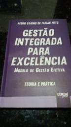 Livro - Gestão Integrada para Excelência: modelo de gestão efetiva