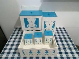 Kit higiene Bebê masculino