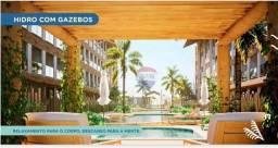 Título do anúncio: Flat com 1 dormitório à venda, 22 m² por R$ 210.000,00 - Centro - Tamandaré/PE