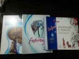 Livros de enfermagem,vendo ou troco por algo do meu enteresse