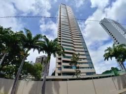 Apartamento à venda, 4 quartos, 4 suítes, 5 vagas, Casa Forte - Recife/PE