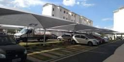 Apartamento com 2 dormitórios para alugar, 45 m² por R$ 700,00/mês - Loteamento Novo Angul