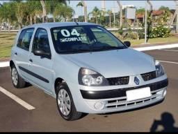 Carro completo Renault Clio 1.0 Expression original 4p manual emplacado