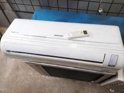Ar Split Samsung 9000 BTUs + Garantia + Aceito Cartão