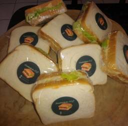 Sanduíches Apenas 4.00