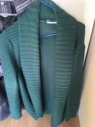 Bluza verde otimo estado gg