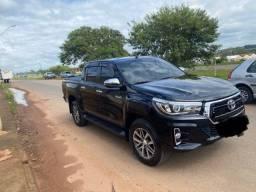 Hilux SRV 4x4 ano 2019 - 34 mil km