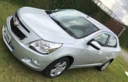Cobalt 1.8 Automático + Novo d Brasília