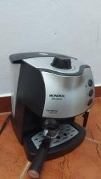 Cafeteira Expresso Mondial Coffee Cream Premium 127V