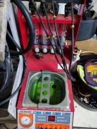 maquina limpeza de bico panatec lb-3000