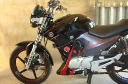 Spoiler factor 125cc